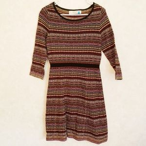 Anthropologie Sparrow Sweater Dress Small